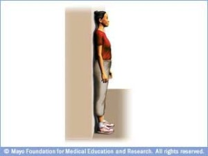 Posture Exercise